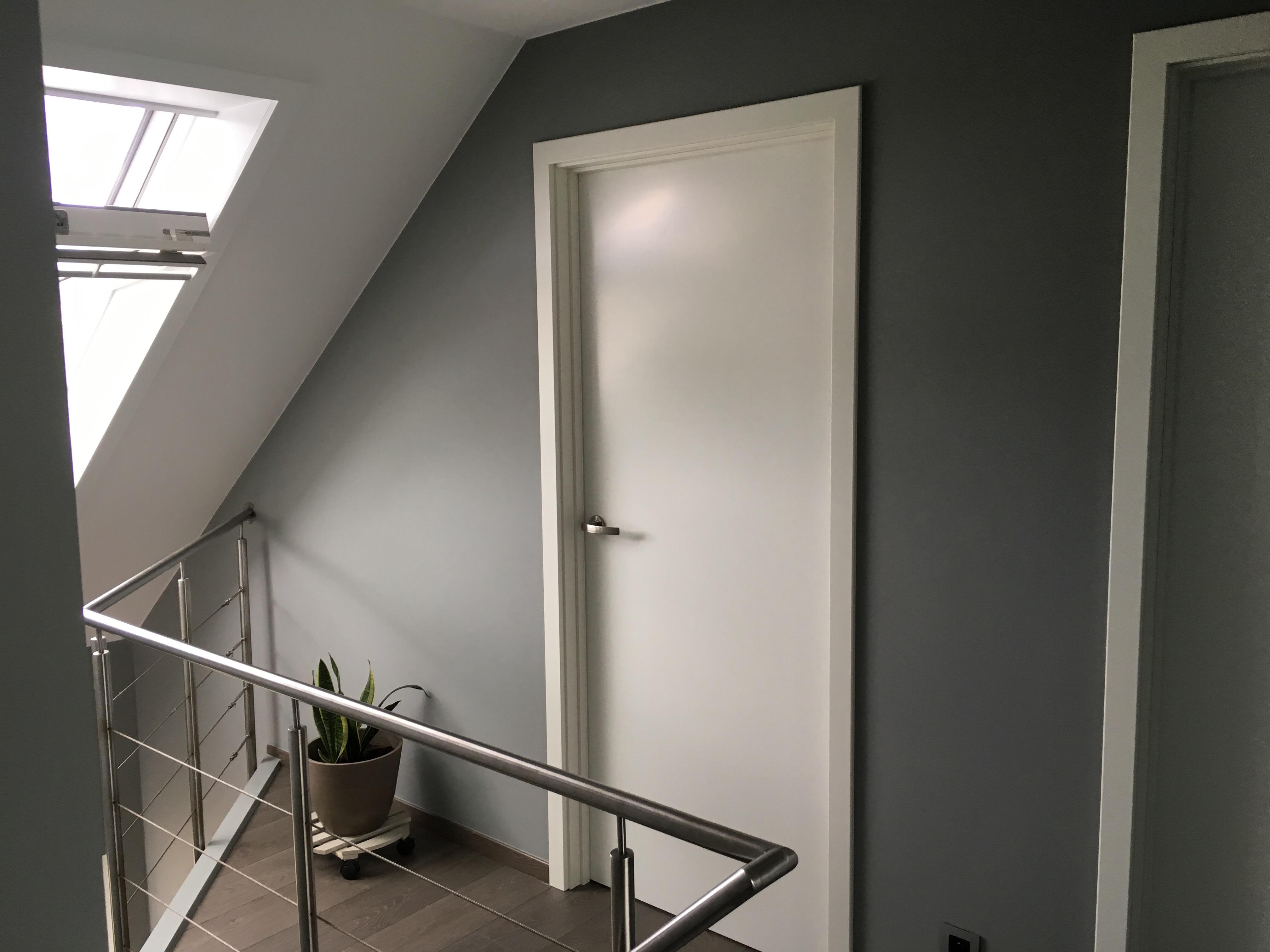 Tapijt Voor Gang : Schilderen gang badkamer en tapijt leggen op trap